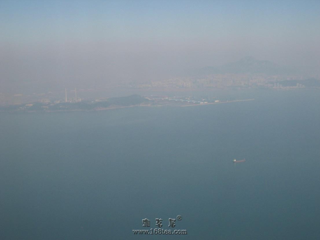 [原创]海天一色雾茫茫(高空摄影)