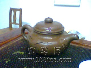 秀下春风兄的茶室和紫砂壶 ----(代水留痕传滴)