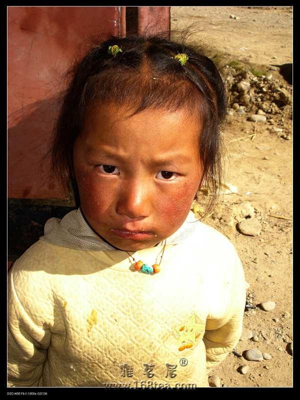 一个5岁小孩的视角――尹.卓玛作品!