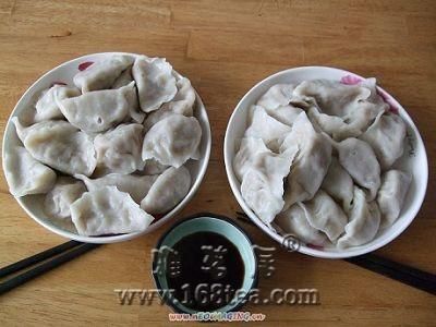 [同题]鲜美的大白菜水饺