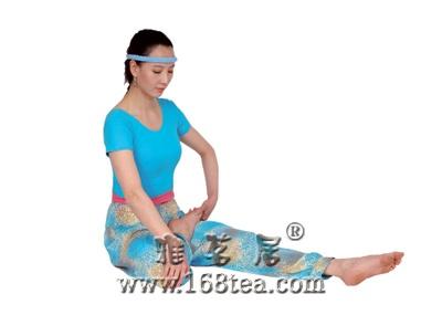 瑜珈静坐冥想的坐式(图)