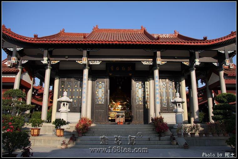 福州长乐葫芦山普济寺