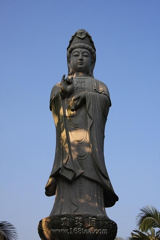 观音菩萨-福清黄檗山万福寺