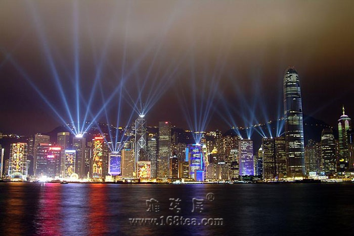 [转帖]中国的美好城市夜景