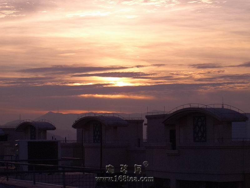 [贴图]黄昏的天空