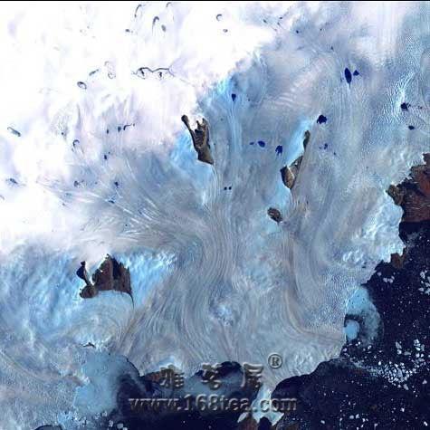 """[贴图]卫星拍出的地球""""艺术照"""""""