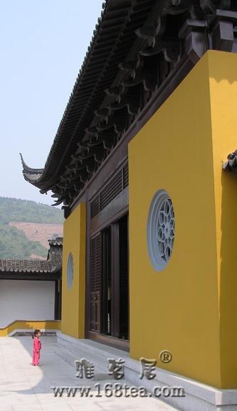 水月寺,贡茶院