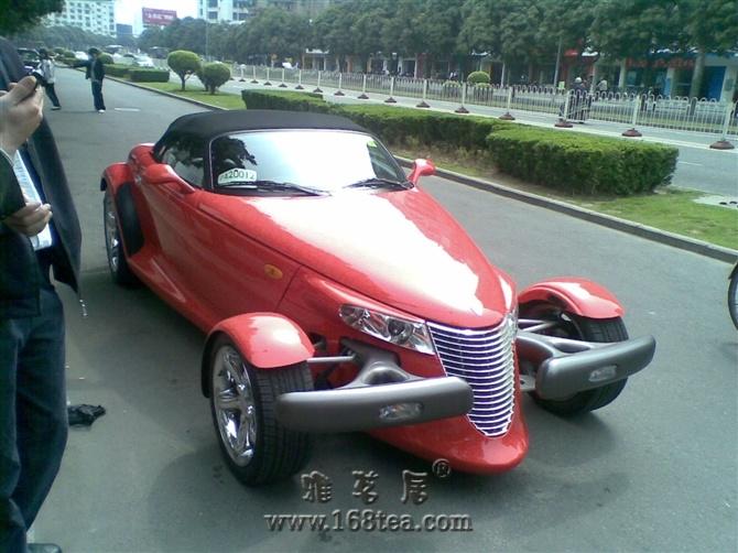有谁知道这是啥车?