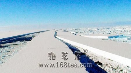[转帖]南极威尔金斯巨大冰架出现坍塌 面积相当于7个曼哈顿