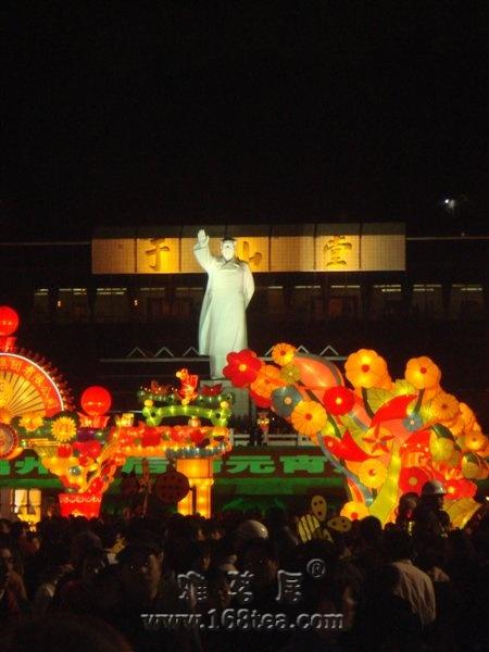 第二届福州南后街灯会