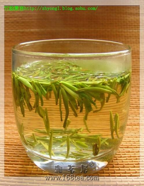 龙顶茶,开化情