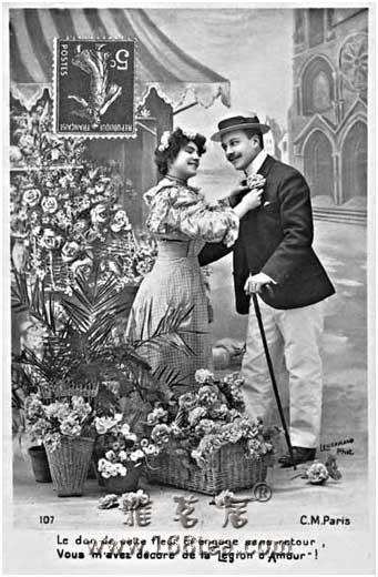 [贴图]浪漫爱情的经典瞬间