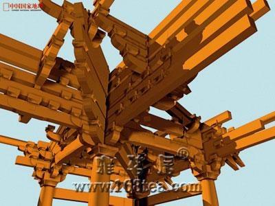 中国古代建筑的抗震智慧