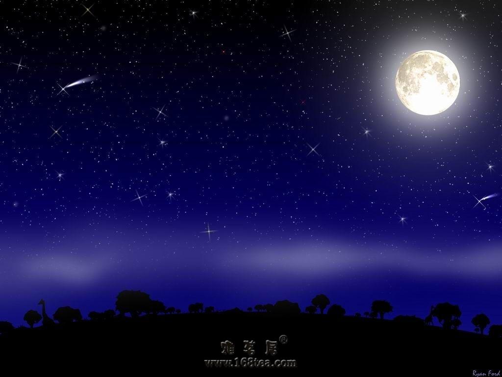 [灌水]这么好的月亮看你还睡不^_^