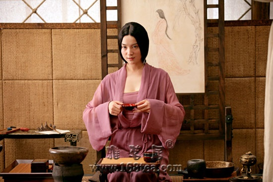 """[原创]曹操说:""""小乔我最欣赏你的茶艺了"""""""