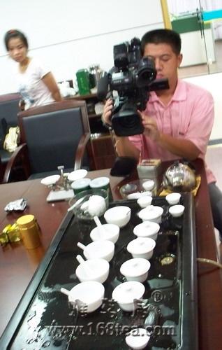 080704漳平水仙斗茶