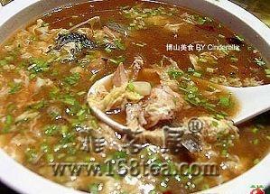 [同题]美味砸鱼汤