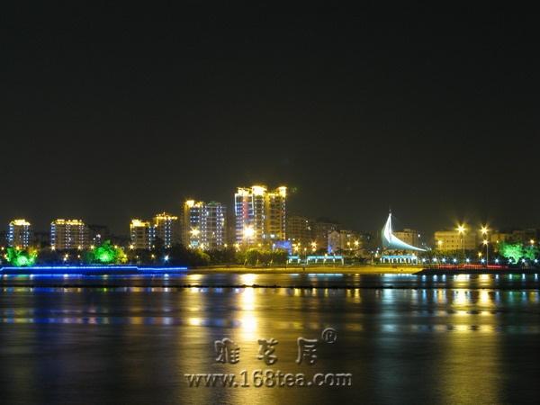 福州江滨夜景