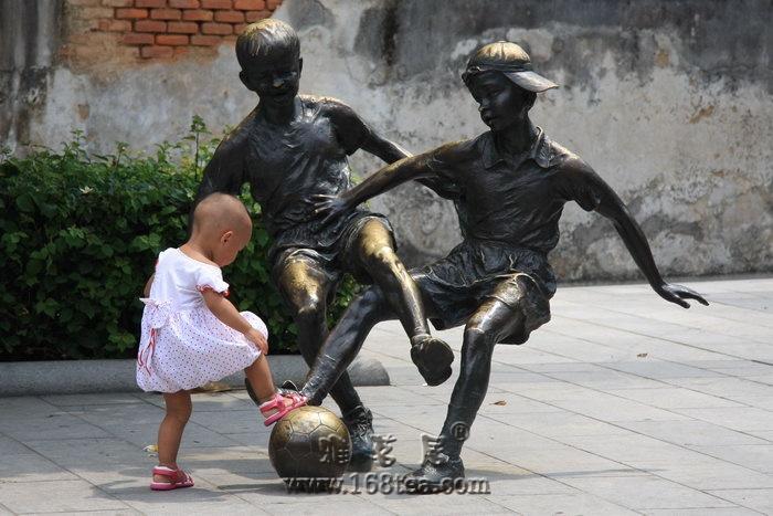 中国足球要从娃娃抓起