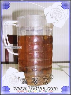 来吃普洱茶水饺子咯^_^