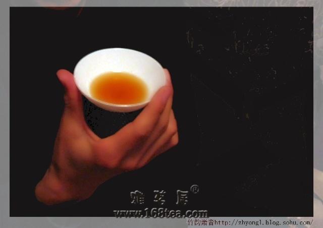 [原创]09年第一杯茶