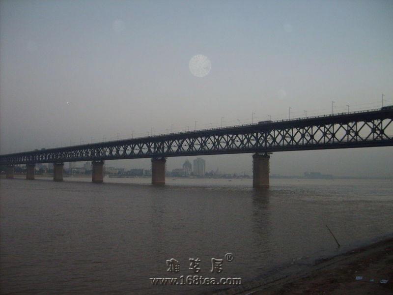 [原创]江清月静桥横卧,夜色昏黄