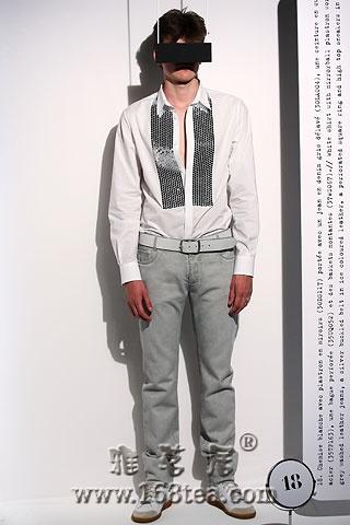 2009男人的10件奢侈品牌衬衫