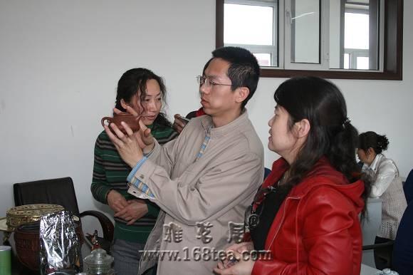"""大庆市茶叶协会""""百湖""""茶文化讲堂第二讲"""