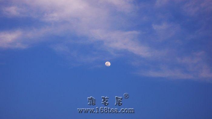 福州傍晚的天空
