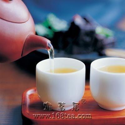 喝茶的四重境界