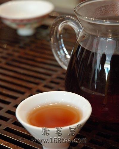 喝普洱茶的品鉴技巧