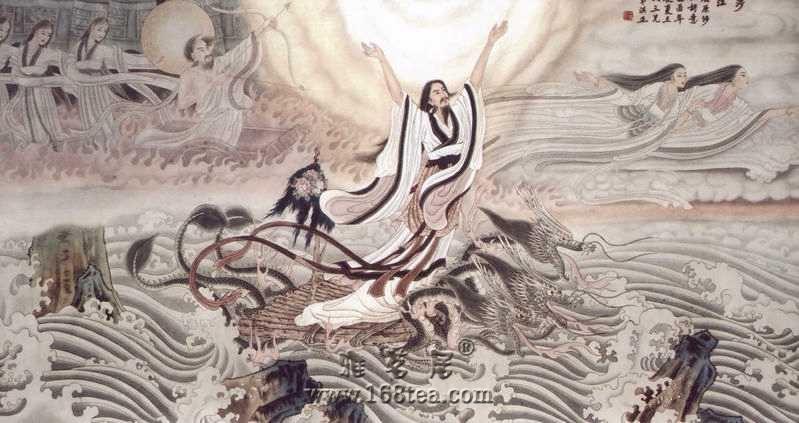 [红袖命题活动]七律·端午楚辞祭(拈湘字韵并嵌)