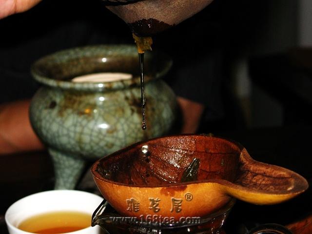 雅茗居喝茶之斟茶篇