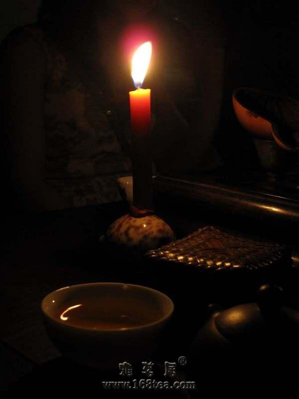 偶也上传雅茗居喝茶的图片