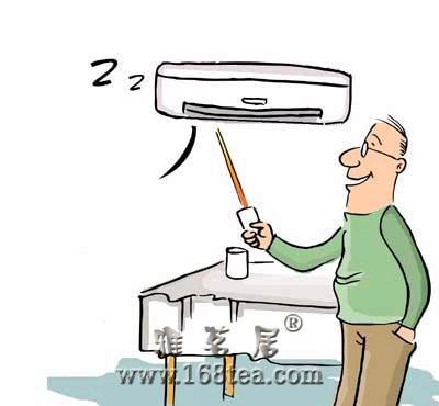 夏天怎么防治空调病?空调病防治