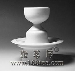 陶瓷|陶瓷茶具|窑青白瓷茶盏