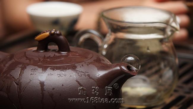 雅茗居立秋煎茶