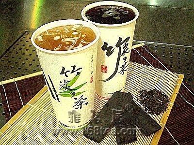 什么是竹炭茶|竹炭茶的功效|怎样制作竹炭茶