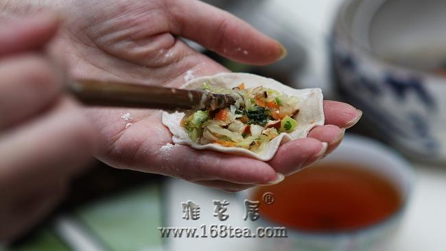 普洱茶水饺·雅茗居2009.9.20