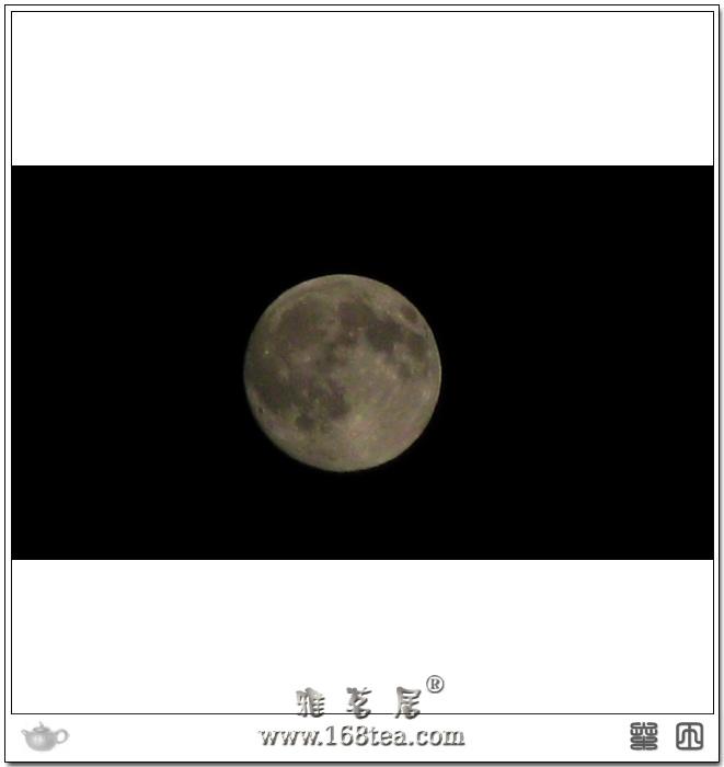 中秋月圆夜