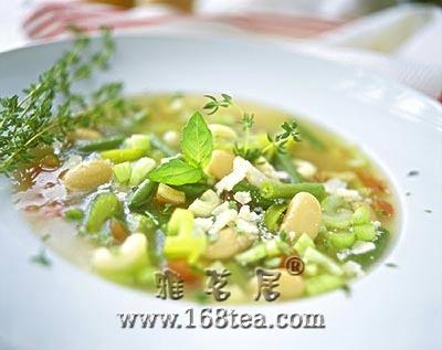 常喝蔬菜汤可以增强抵抗力