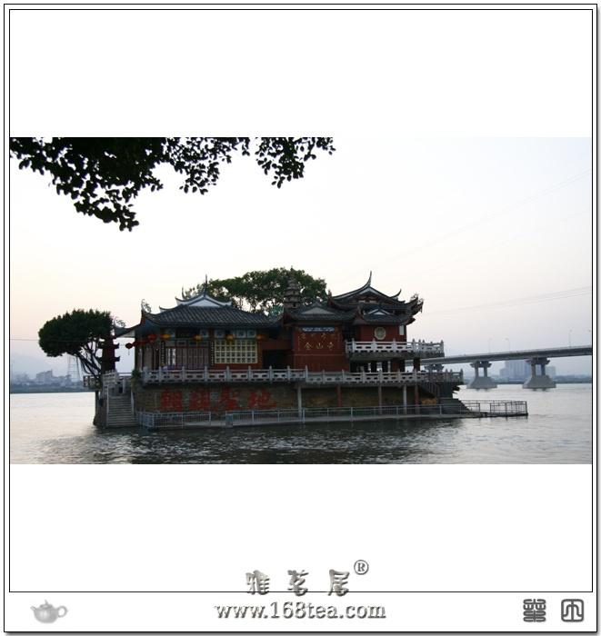福州金山寺游