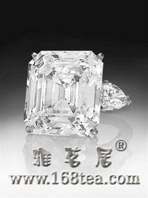 拍卖90岁生日礼物:32克拉钻戒拍出770万美元