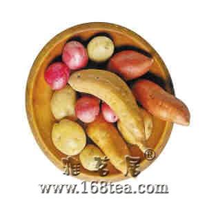 红薯不能与柿子同吃