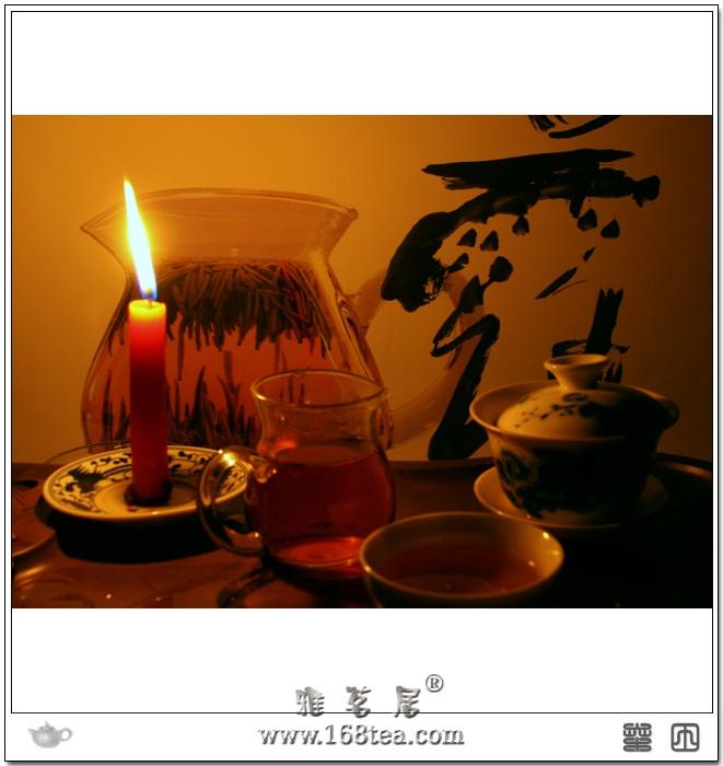 静静的夜 淡淡的茶