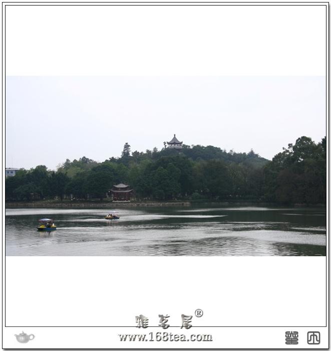 福州冬日西湖