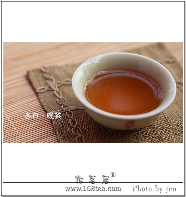 冬日·暖茶