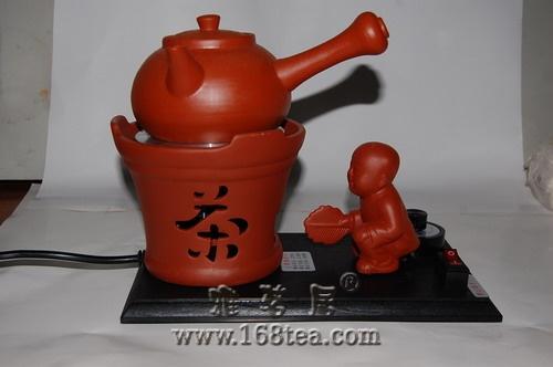 请点评新创作的工夫茶炉