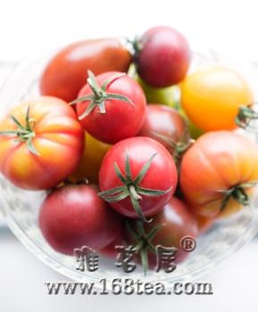 西红柿配醋 再给你一副健康血管
