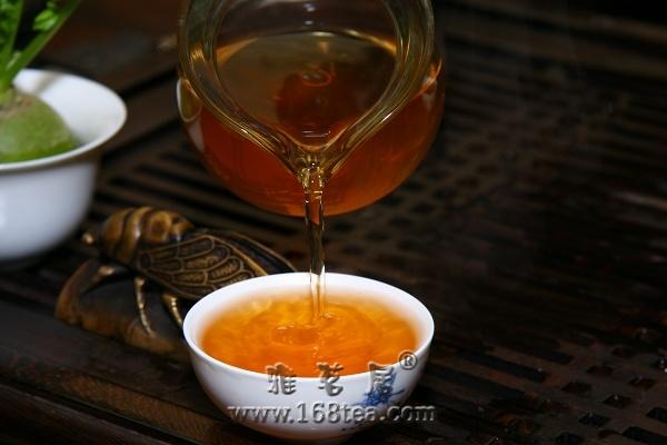 雅茗居2010年雨水煎茶